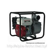 Бензиновая мотопомпа «HONDA WB 30» для перекачки загрязненной воды до 66 м³/час фото