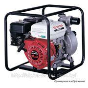 Бензиновая мотопомпа «HONDA WB 20» для перекачки загрязненной воды до 36 м³/час фото