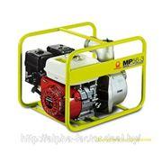 Бензиновая мотопомпа «PRAMAC MP 56» для перекачки загрязненной воды до 56 м³/час, Италия фото