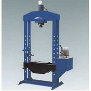 Пресс гидравлический моторизированный привод 100 т APAC 1666 фото