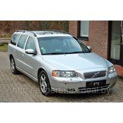 Volvo V 70 D5 DPF*Automatik*Leder*1 Hand*Tuv:03/2014* фото