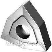 Пластина твердосплавная сменная 3-х гранная 02114-100608 Т15К6 фото