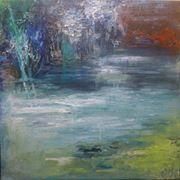 Абстрактные картины   Abstract paintings фото