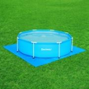 Подстилка под бассейн фото