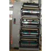 4-х красочная Флексографская печатная машина ATLAS-650 фото