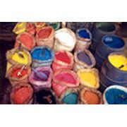 Пигменты или красители для бетона фото