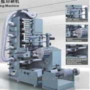 5-ти красочная Флексографская печатная машина ATLAS-450 фото