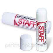Клей-карандаш STAFF 8гр фото