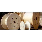 Кабельные деревянные барабаны № 17 фото