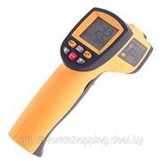 Бесконтактный термометр с инфракрасным указателем от -50 до + 900 C. фото