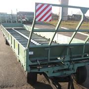 Платформа транспортировки кормов фото