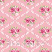 Ткань Тильда Rosalie Pink 50x35cm фото