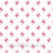 Хлопковая ткань Тильда Cottagerose white фото