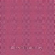 Хлопковая ткань Тильда Dots on Red фото
