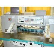 Бумагороезальная машина PERFECTA 92 TV-2 1993 год фото