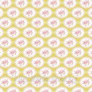 Ткань Tilda Rose, grun фото