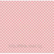 Хлопковая ткань Тильда Little flower розовая фото