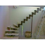 Каркас модульной лестницы АВАНГАРД