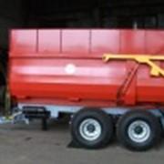 Полуприцеп тракторный самосвальный LEX ПСТ-12 фото