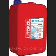 Латексная добавка LATEXKOL - м канистра 20 кг, цвет белый фото