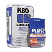 Смесь клеевая LITOFLEX K80 фото