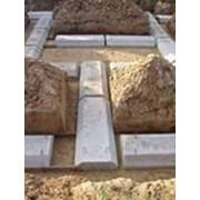 Плиты железобетонные ленточных фундаментов серии 1.112-5 фото