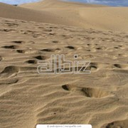 Поставка песка фото