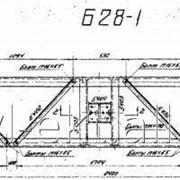 Траверса Б-28-2 5734тм-т2