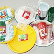 Наборы посуды для пикника фото