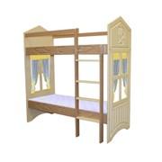 Кровати детские из фанеры двухярусные фото