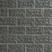 Крупноформатная фасадная плитка Stroeher Kerabig KS05 anthrazit фотография