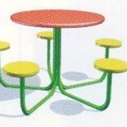 Стол «Цветик-семицветик» ОДС 12 фото