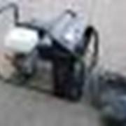 Бензиновая миниэлектростанция для сварочных работ GMSH180 фото