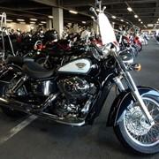 Мотоцикл чоппер No. B5419 Honda Shadow 400 фото