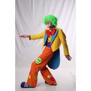 Клоун на детский праздник фото