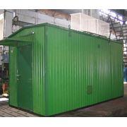 Металлоконструкции блок-контейнеры фото