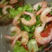 Салат из лобстера маринованный, Салат из морских водорослей,Салат из маленьких осьминогов с имбирем , Салат из кальмаров с овощами, Салат из осьминогов с имбирем, фото