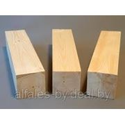 Брус, брусок деревянный 100х100мм, длина 3м, сорт 1