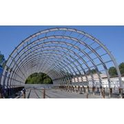 Металлоконструкции для строительства зданий/сооружений фото