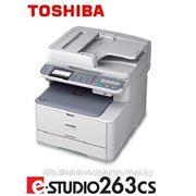 TOSHIBA e-STUDIO 263cs Полноцветное МФУ фото