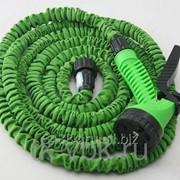 Поливочный шланг с разбрызгивателем X-hose 45м фото