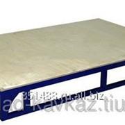 Поддон металлический с фанерным настилом, серия ПМ-Ф фото