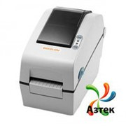 Принтер этикеток Bixolon SLP-DX220DE термо 203 dpi светлый, Ethernet, RS-232, отделитель, кабель, 106532 фото
