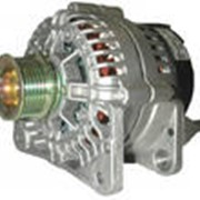 Генераторы и стартеры для тепловозных двигателей фото