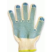 Перчатки рабочие трикотаж акрил/латекс CROSS GRIP фото
