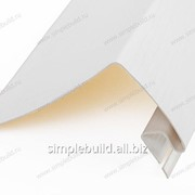 Околооконная планка «Ю-Пласт», белая фото