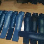 Джинсы - мужские и женские, пошив по индивидуальному заказу фото