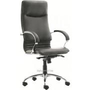 Кресло Nova Хром Неаполь-D 5 (Примтекс Плюс ТМ) фото