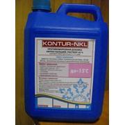 KONTUR NKL - противоморозная добавка, ускоритель схватывания - добавка в бетоны и строительные смеси KONTUR NKL фото