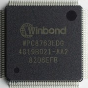 Мультиконтроллер Winbond WPC 8763LD фото